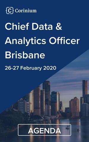 CDAO Brisbane 2020 Agenda brochure